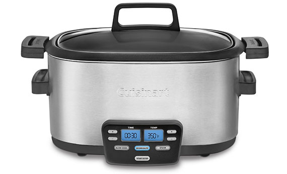 Cuisinart's 3-In-1 Cook Central 6-Quart Multi-Cooker
