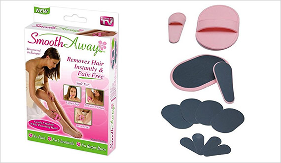 Smooth Away Hair Removal Kit