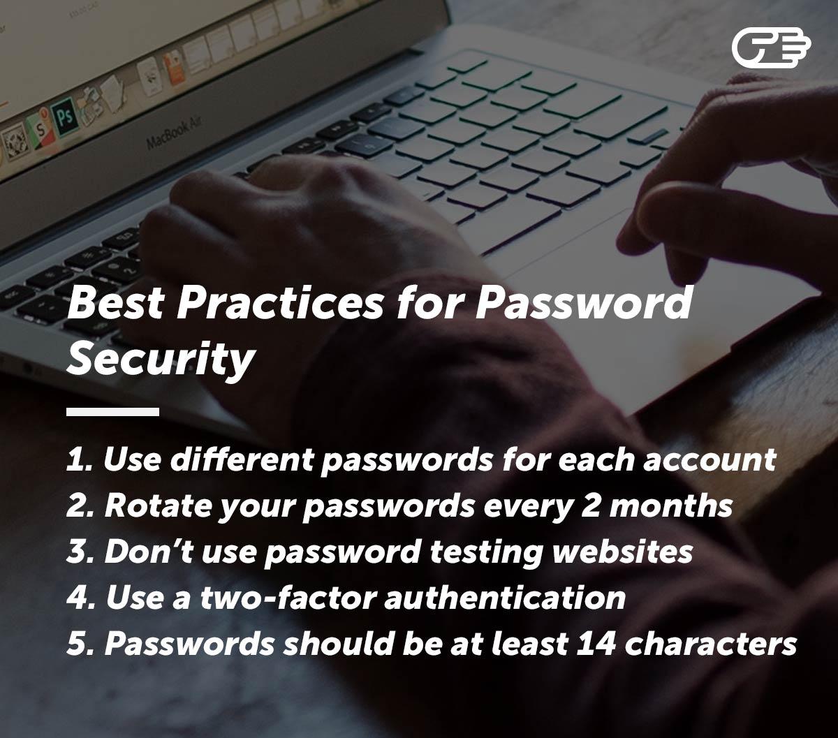 Password Security | StarGames Casino