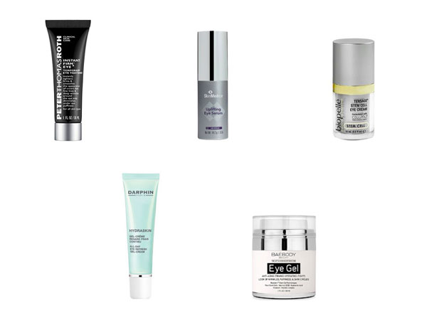 Creams & Serums for Under Eye Bags