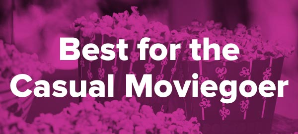 Best Movie Ticket Subscription for the Casual Moviegoer
