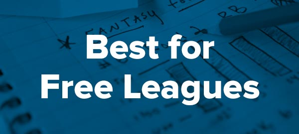 Best Fantasy Football Site for Free Leagues