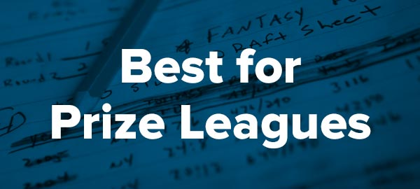 Best Fantasy Football Site for Prize Leagues