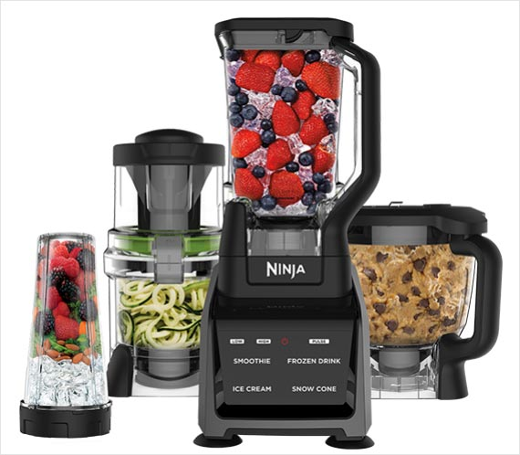 Ninja Intelli-Sensor Kitchen System with Auto Spiralizer