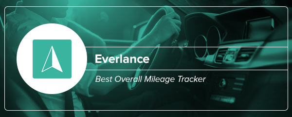 The Best Overall Mileage Tracker: Everlance