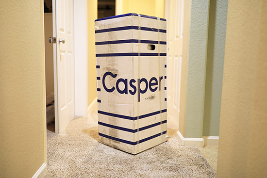 Casper Mattress Box