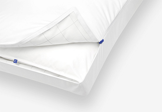 Casper Pillow Layer Design