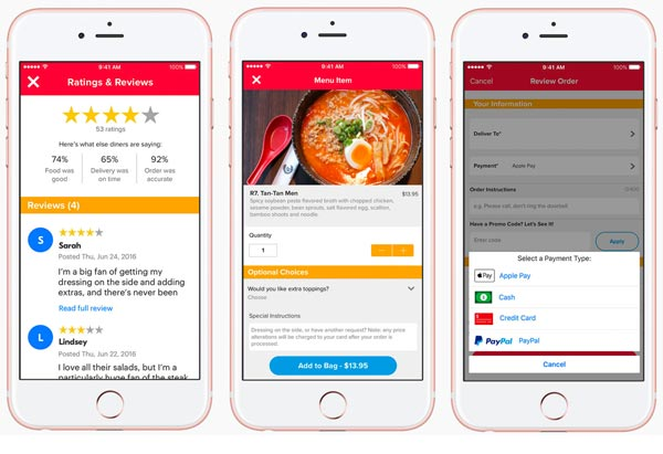 Grubhub Reviews: Best Food Delivery Service?