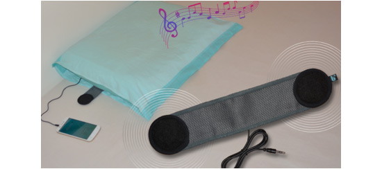 iBand Plus Pillow Speakers