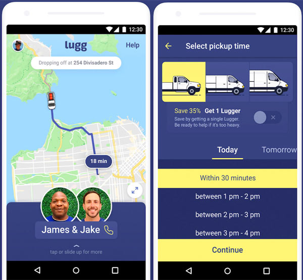 Lugg Reviews - Is On-Demand Moving the Right Option for You?