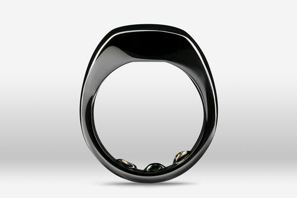 Oura Ring Manufactured