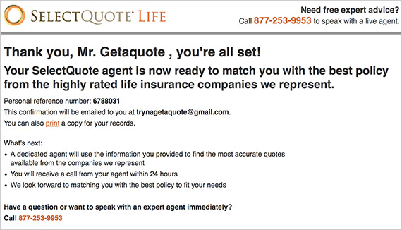 Select Quote Life Insurance Custom Selectquote Reviews  Is It A Scam Or Legit