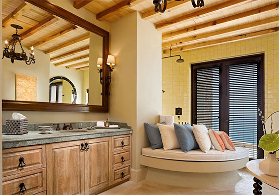 The Resort of Pedregal Bathroom