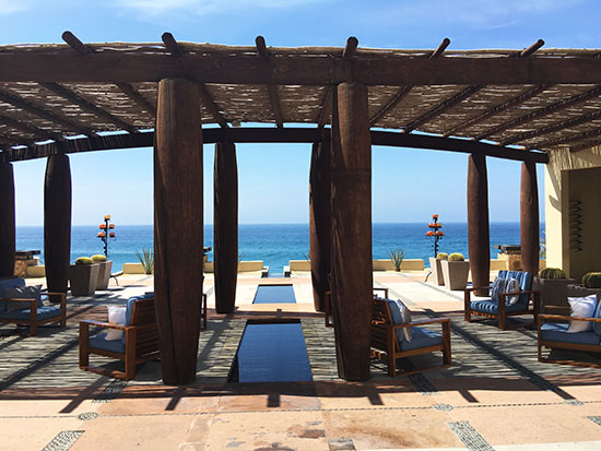 The Resort of Pedregal Front Lobby