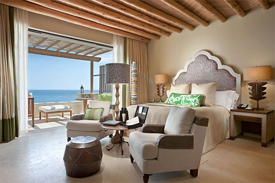 The Resort of Pedregal Room