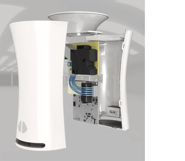 The uHoo Air Monitor