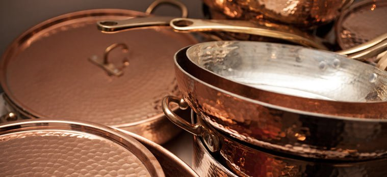 copper cookware how to use cook and care for copper pots and pans - Copper Pots