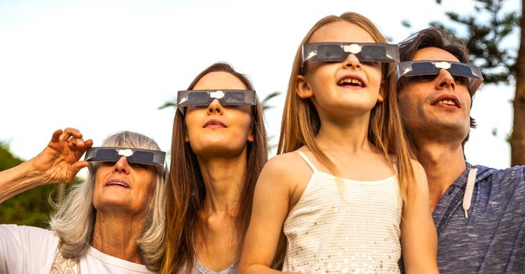 Excitement Around Solar Eclipse Makes Way for New Scams