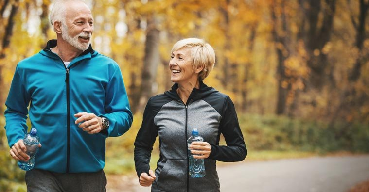Running vs. Walking: Weight Loss, Injuries and Health