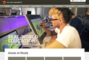 full sail university mfa creative writing review Full sail university has received 114 reviews on gradreportscom 47% of  to  or to be creative and put my creativity to work because you cannot rush creativity.