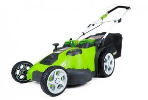 GreenWorks Twin Force G-Max 20