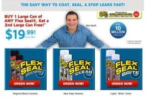 Flex Seal Reviews Is It A Scam Or Legit