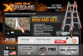 Little Giant Xtreme Ladder