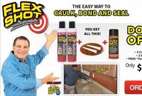Flex Seal Tape Reviews >> Flex Shot Reviews Is It A Scam Or Legit