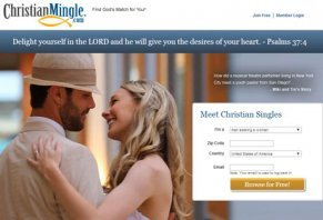 How safe is christian mingle