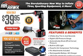 Air Hawk Compressor Reviews - Is it a Scam or Legit?