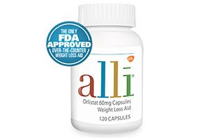 Alli Weight Loss Pill