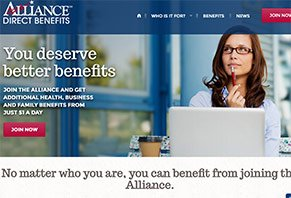 Alliance Direct Benefits