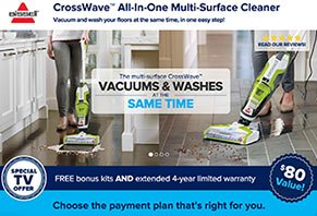 Bissell Crosswave Reviews Is It A Good Multi Surface Vacuum