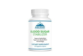 Blood Sugar Stabilizer by Ascend Nutritionals