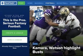 CBS Sports Fantasy Football Reviews - Pros and Cons