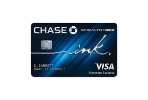 United chase business credit card