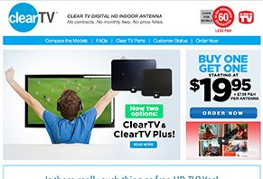 Clear TV Antenna Reviews - Is it a Scam or Legit?