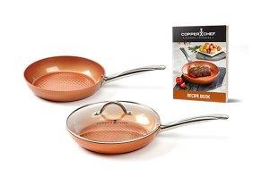 Copper Pan Reviews >> Copper Chef Diamond Pan Reviews Is It A Scam Or Legit