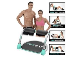 The Core Max Is An As Seen On TV Exercise Machine That Promises To Provide A Variety Of Different Workouts Thanks Adaptable Variable Resistance