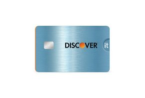 Discover it Cash Back Card