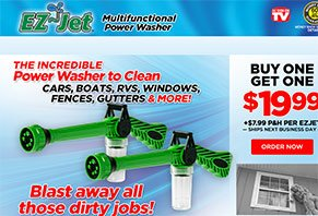 EZ Jet Power Washer