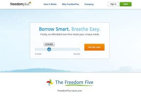 FreedomPlus Personal Loans