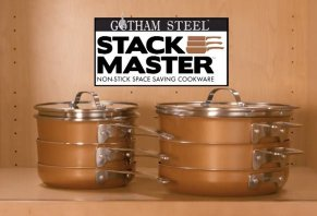 Gotham Steel Stackmaster