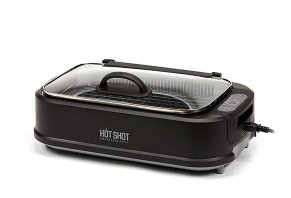 Hot Shot Smokeless Grill