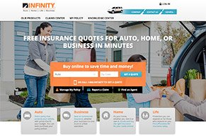 Infinity Insurance Quote Glamorous Infinity Insurance Reviews  Is It A Scam Or Legit