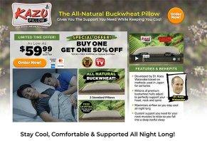 Kazu Pillow