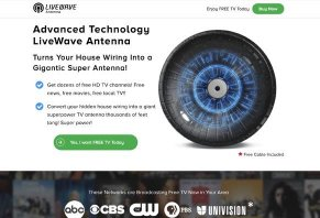 LiveWave Antenna Reviews - Is It a Scam or Legit?