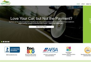 Open Road Lending Car Loan