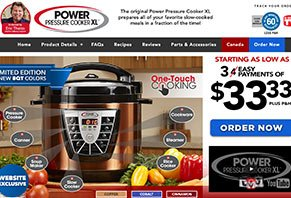 power pressure cooker xl manual 8 quart