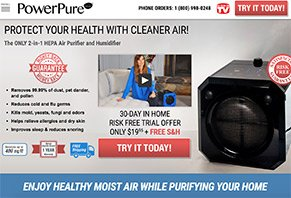 PowerPure Humidifier